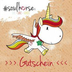 """Geschenk-Gutschein """"Horst"""""""