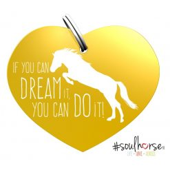 "Sondermarke ""If you can dream it"" gold"