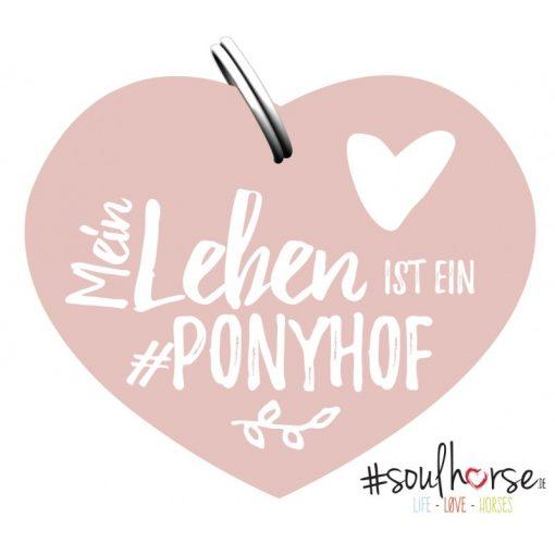 """Charity Marke """"Ponyhof"""""""