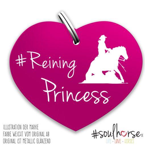 """Reining Princess"" pink"