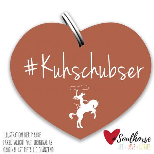 """""""Kuhschubser"""" bronze"""