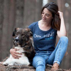 """SH18 """"Ohne Hund"""" Shirt"""