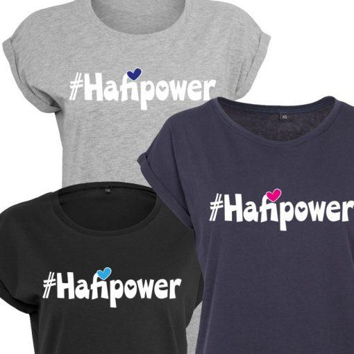SH18 Shirt Hafipower in 4 Farben