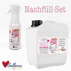 Nachfüll-Set Unique Hairspray 3 Liter