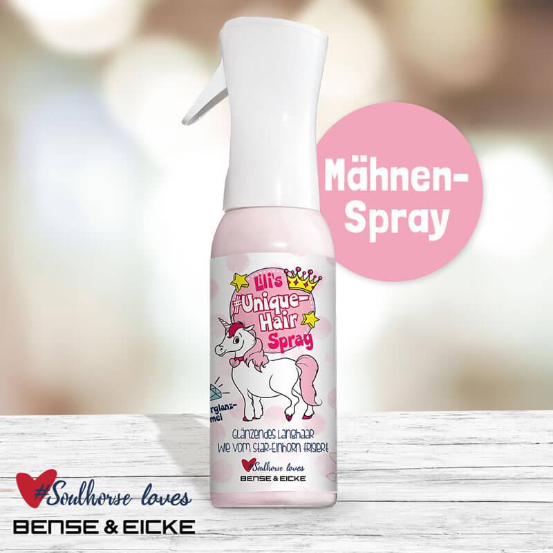 Lili's Unique Hairspray – Mähnenspray 500 ml