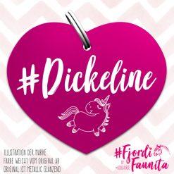 """Dickeline"" Marke Fjordi Faunita"