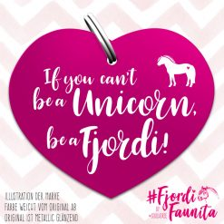 """Unicorn"" Marke Fjordi Faunita"