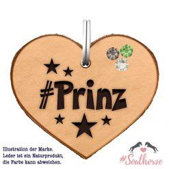Ledermarke Prinz - Peridot