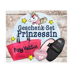 """Geschenk-Set """"Prinzessin"""""""