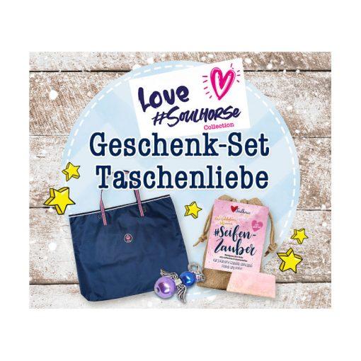 Geschenk-Set Taschenliebe