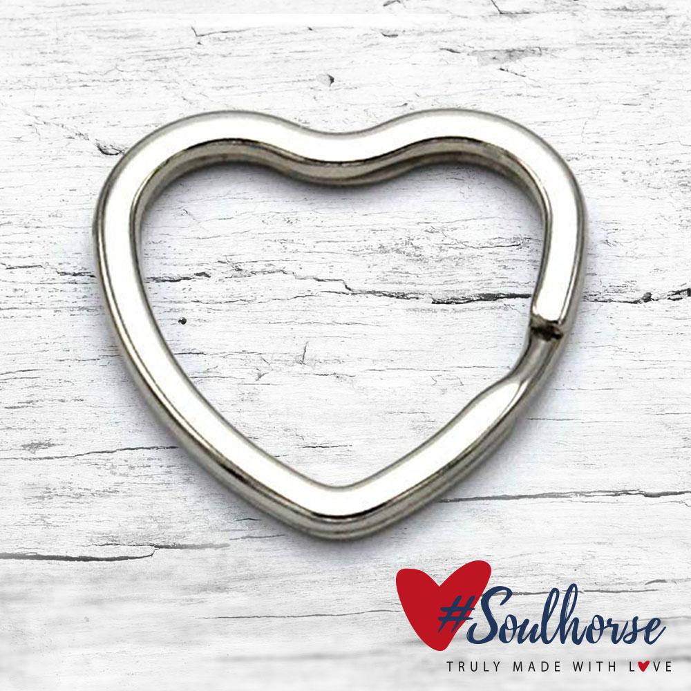 Schlüsselring Herz Herzform Ring