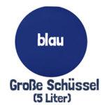 5 Liter Ultramarineblau