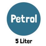 5 Liter petrol